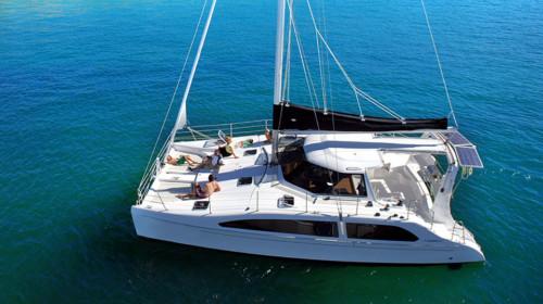 яхта Seawind 1160 в Краби