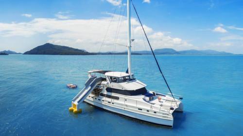 Яхта Blue Lagoon 70 в аренду на Пхукете