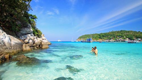 аренда яхты на острова Рача