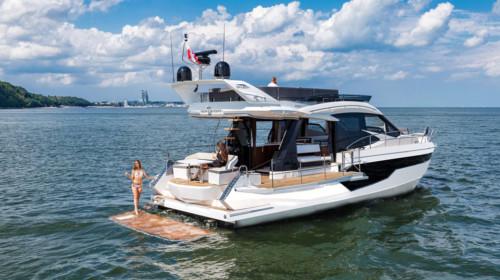 Моторная яхта Galeon 460 на Пхукете
