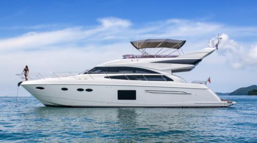 VIP моторная яхта в аренду на Пхукете