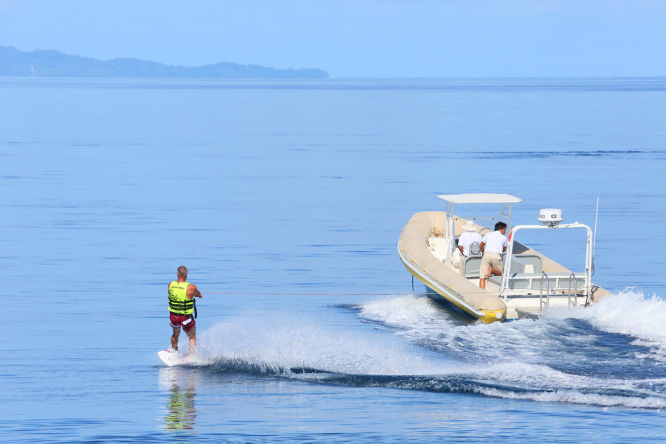 Private Yacht Charter Phuket: Lamima