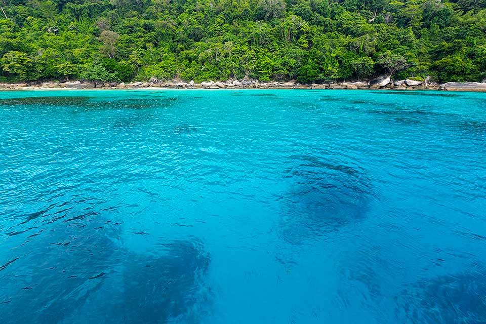 острова Рача - лучшее место для экскурсии на яхте с Пхукета