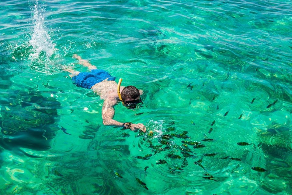 острова Пхи Пхи - лучшее место для экскурсии на яхте с Пхукета