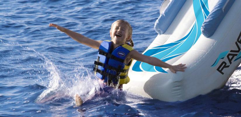 Водные развлечения на чартерных яхтах Пхукета