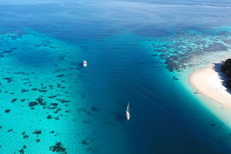 острова Рок - лучшее место для экскурсии на яхте с Пхукета