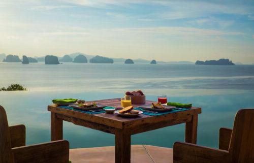 Лучшие рестораны в заливе Пханг Нга