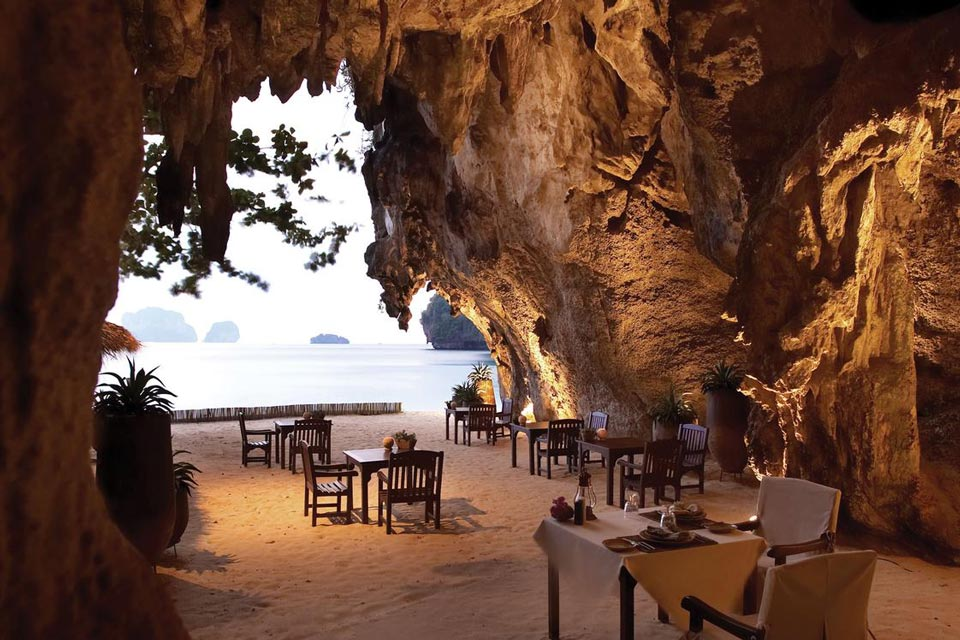 лучшие рестораны во время круиза на яхте по заливу Пханг Нга
