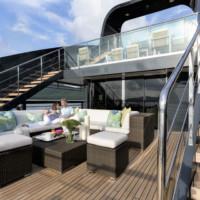 Моторная яхта Rodriquez 41