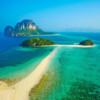 Острова Чикен, Туп, и Мор в Краби