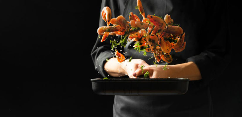кухня таиланда: морепродукты