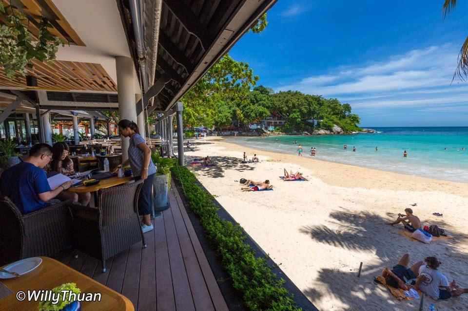 The Boathouse: лучшие пляжные рестораны Пхукета