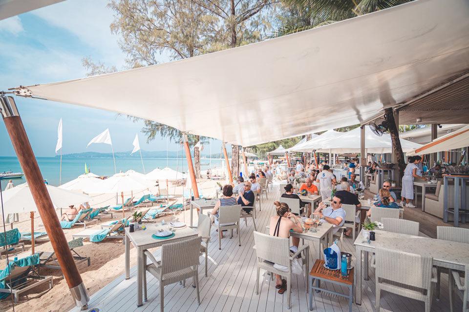 Catch: лучшие пляжные рестораны Пхукета