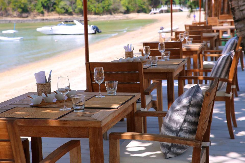 The Cove: лучшие пляжные рестораны Пхукета