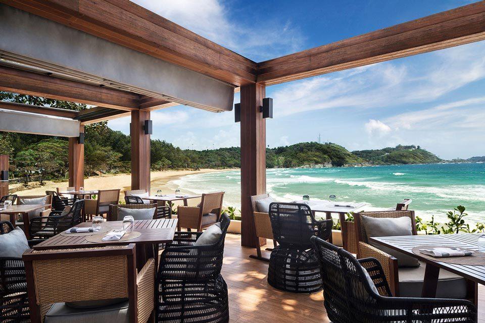 Rock Salt: лучшие пляжные рестораны Пхукета